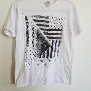 men's short sleeve tee shirt